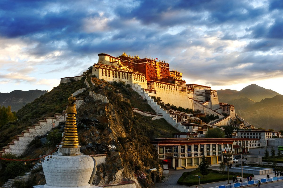 China-The potala palace