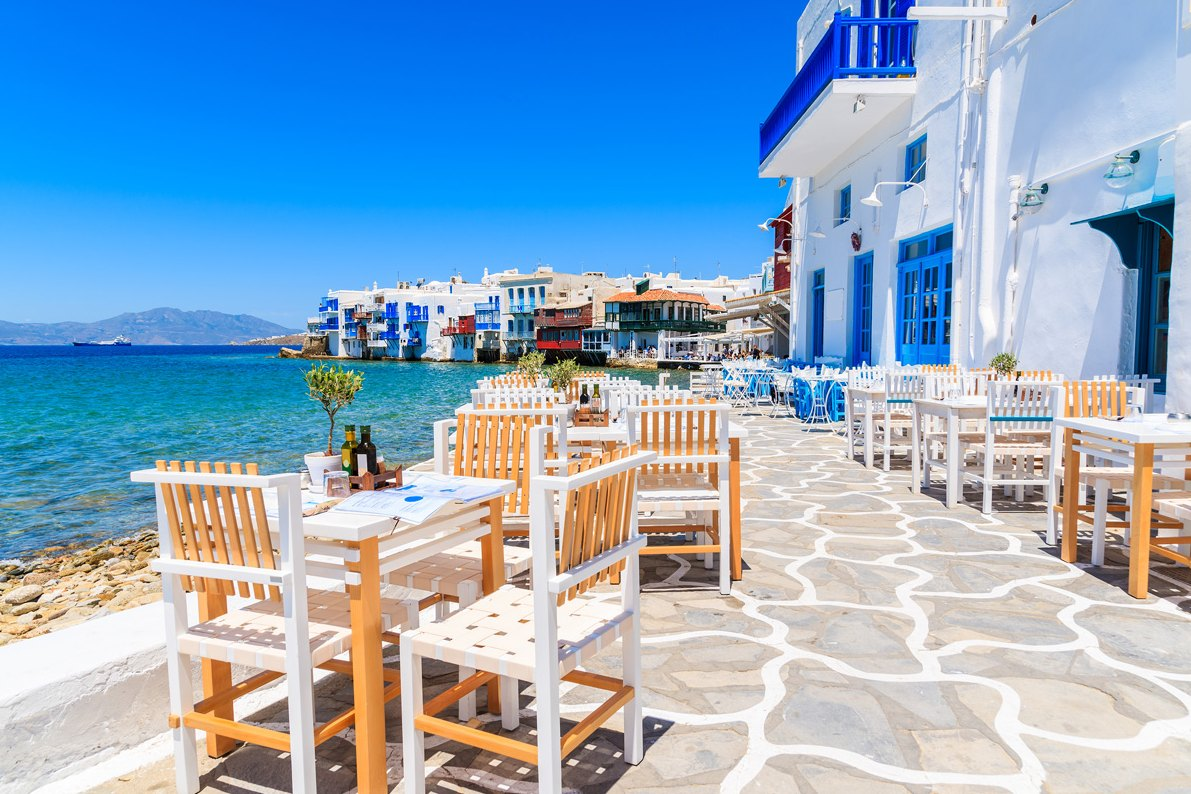 Greece-Mykonos-island