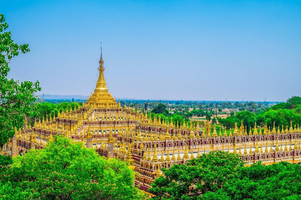 ทัวร์เมืองโมนยวา เที่ยวพม่า