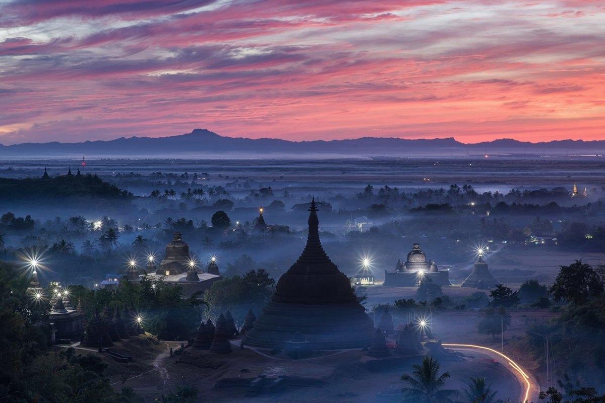 Myanmar-Mrauk u-01