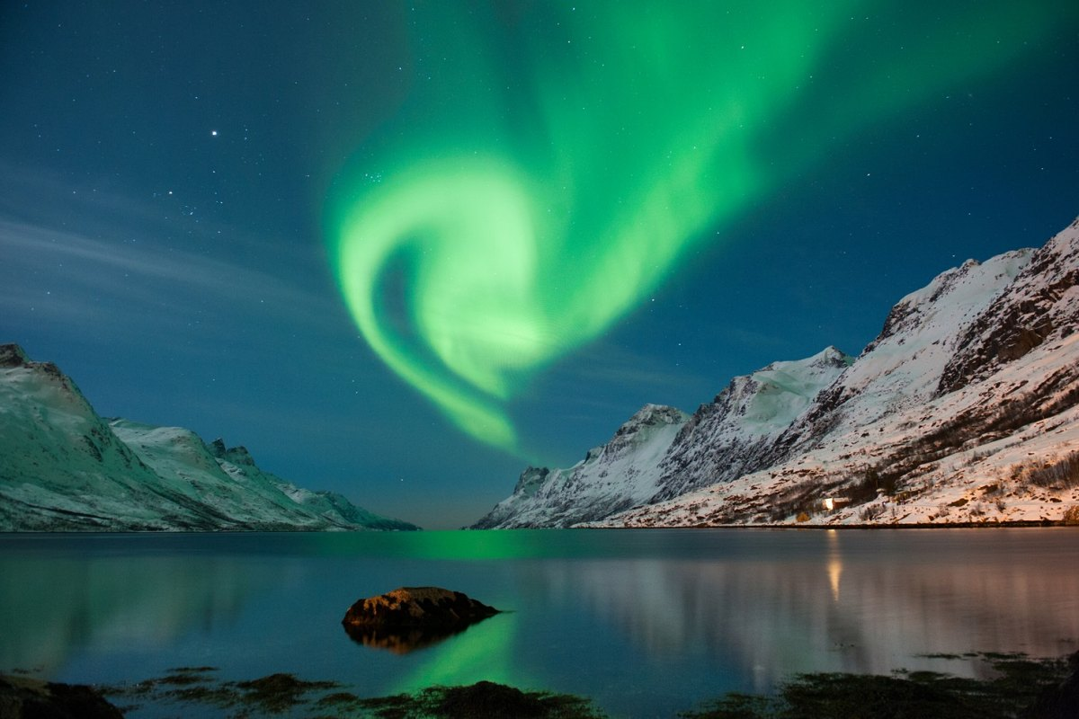 Norway-The polar lights
