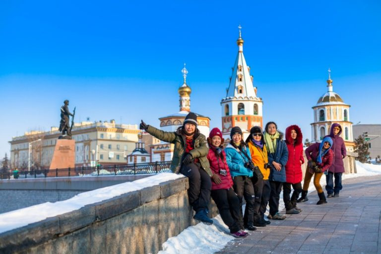 Review Trip Baikal 9