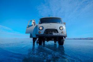 ทัวร์ไบคาล ทะเลสาบน้ำแข็ง 1