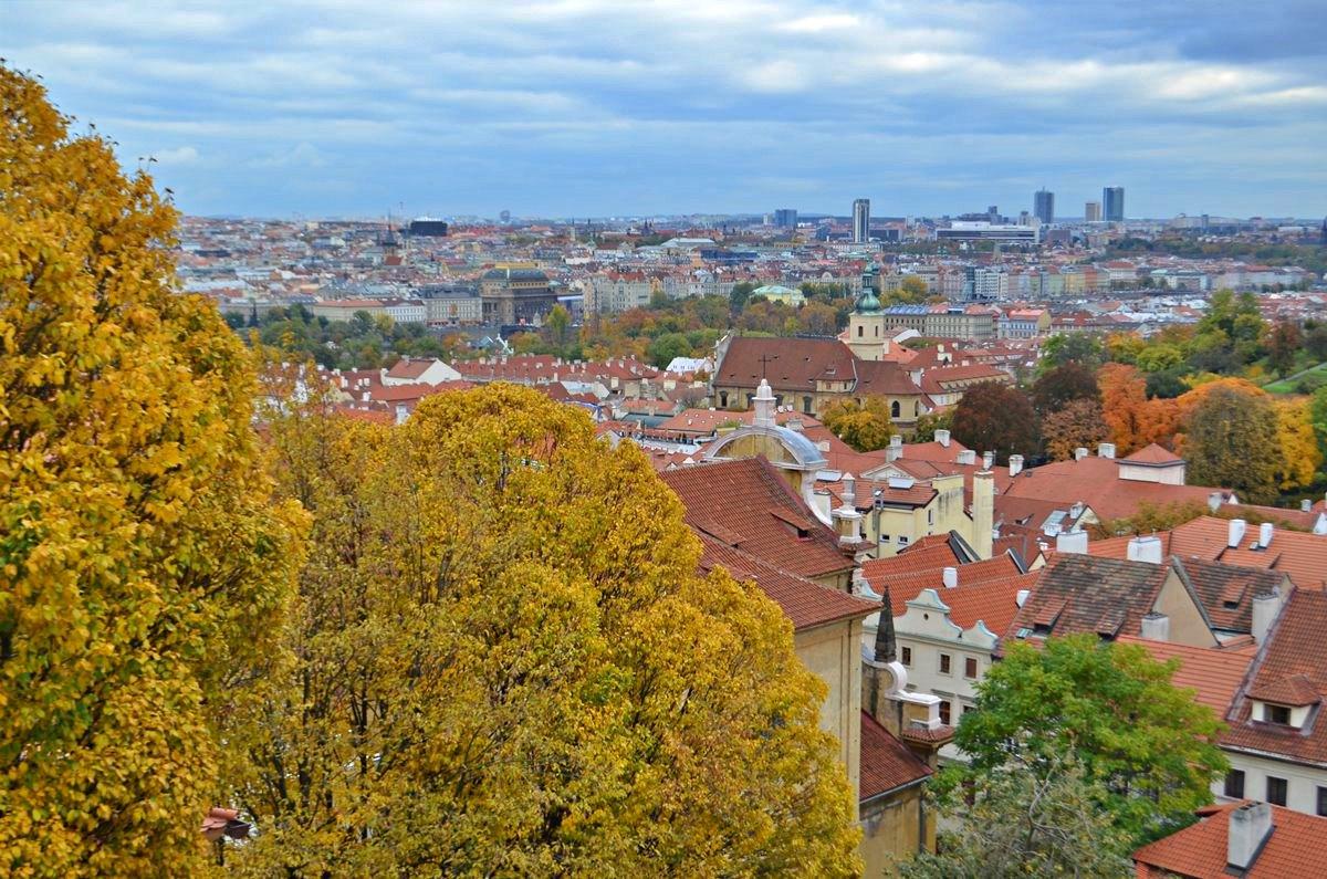 เสน่ห์เมืองเล็กๆที่ Cesky Krumlov แห่งประเทศ Czech 3