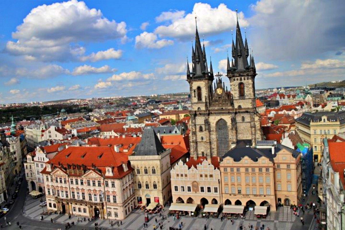 เสน่ห์เมืองเล็กๆที่ Cesky Krumlov แห่งประเทศ Czech 1
